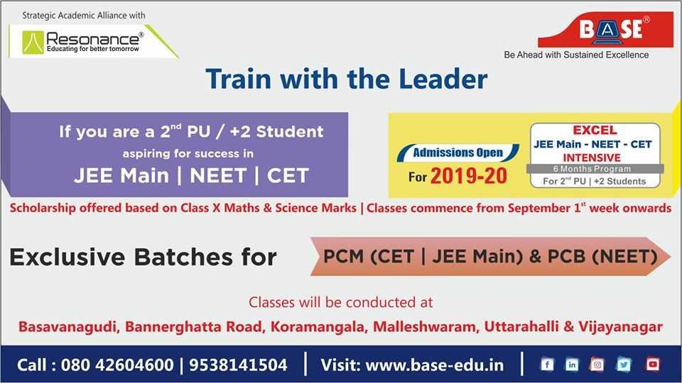 Best Coaching for IIT-JEE Main & Advanced, AIPMT (NEET-UG